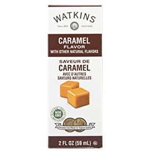 Watkins Caramel Flavor with Natural Flavors 2 Fl Oz (Pack of 1)