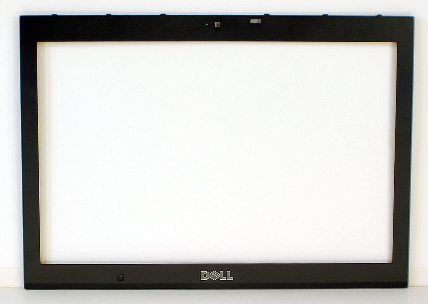 "New J211T Genuine OEM DELL Latitude E6400 ATG Laptop Notebook 14"" LCD Screen Front Frame Plastic Molding Housing Cover Enclosure Mask Trim Display Cam Camera Webcam/Microphone Port Hole Bezel"