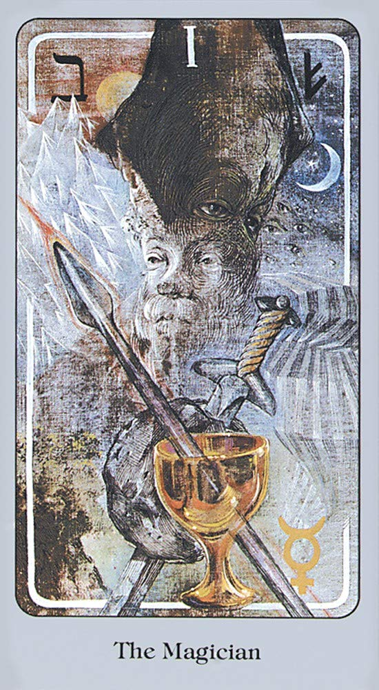 US Games Haindl Tarot Deck by US Games (Image #3)