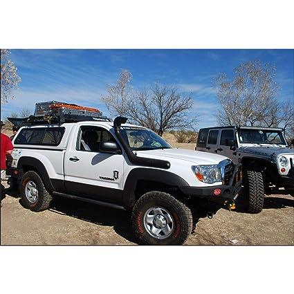 Nissan Frontier Camper Shell >> Amazon Com Bajarack Standard Camper Shell Roof Rack For