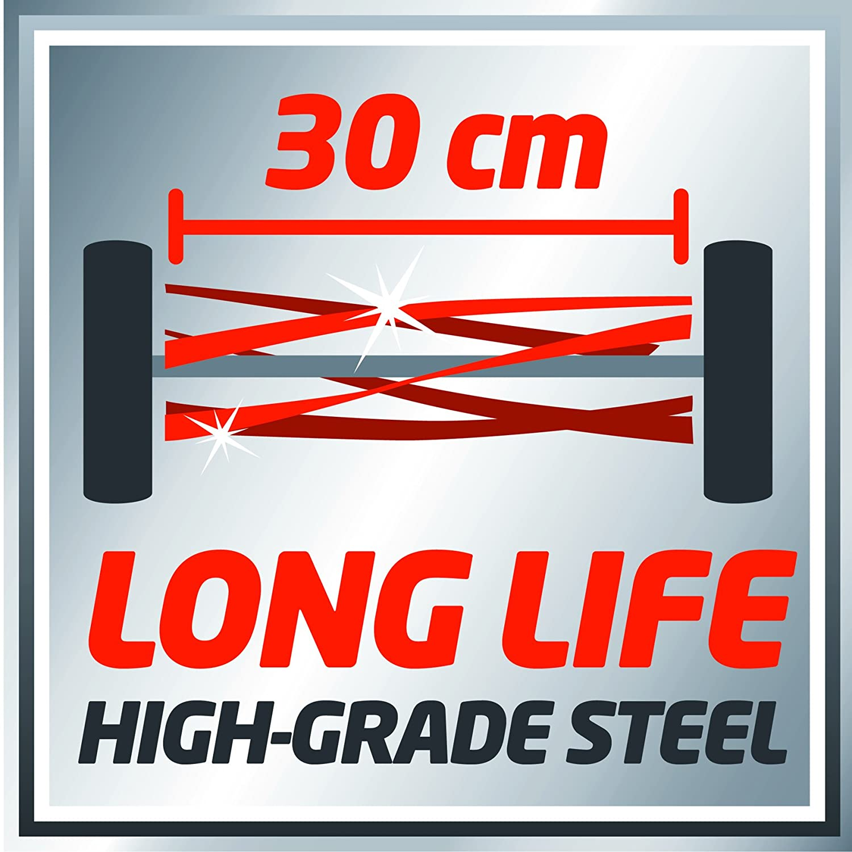 Einhell GC-HM 30 - Cortacesped manual (altura de corte 15-42 mm ...