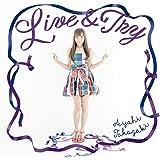 Live & Try(初回生産限定盤)(DVD付)
