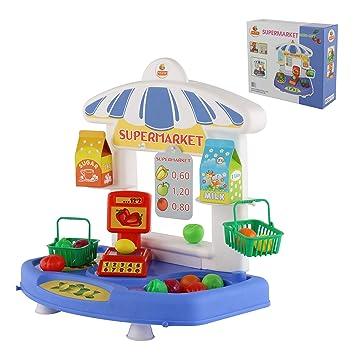 Polesie 58782 - Caja de Juguetes para supermercado: Amazon.es ...