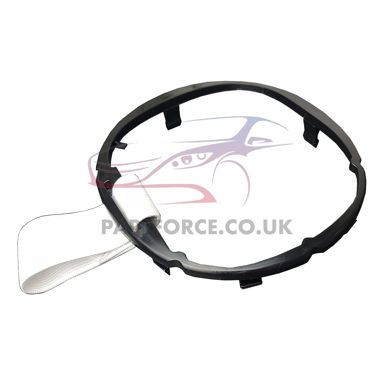Partforce 500 500c Gear Stick Lever Gaiter 71775051 Boot Retaining Ring Lugs