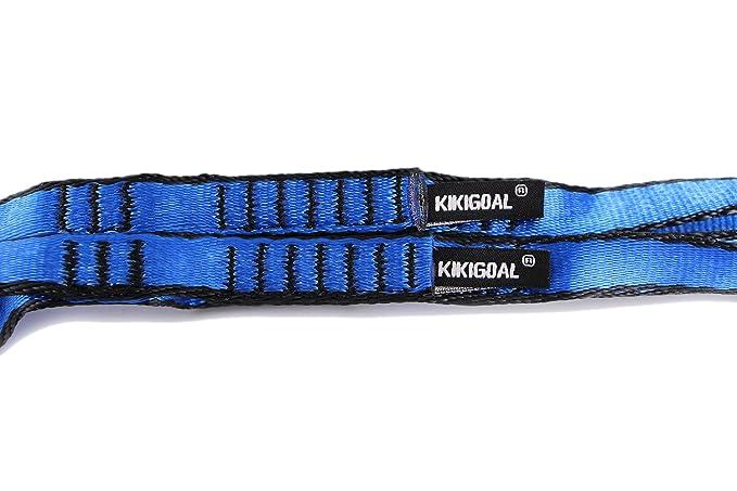 Klettergurt Seil Befestigen : Kikigoal 2pcs daisy chains nylon starke kletterriemen verstellbare