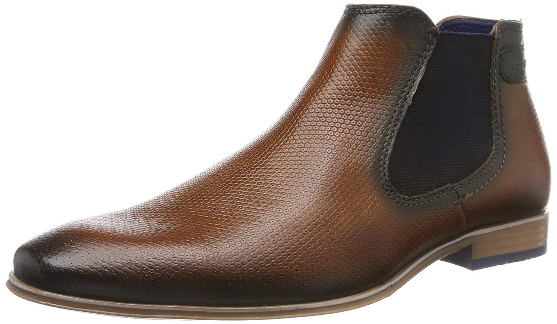 Braun (Cognac 6300) bugatti Herren 311666201100 Klassische Stiefel