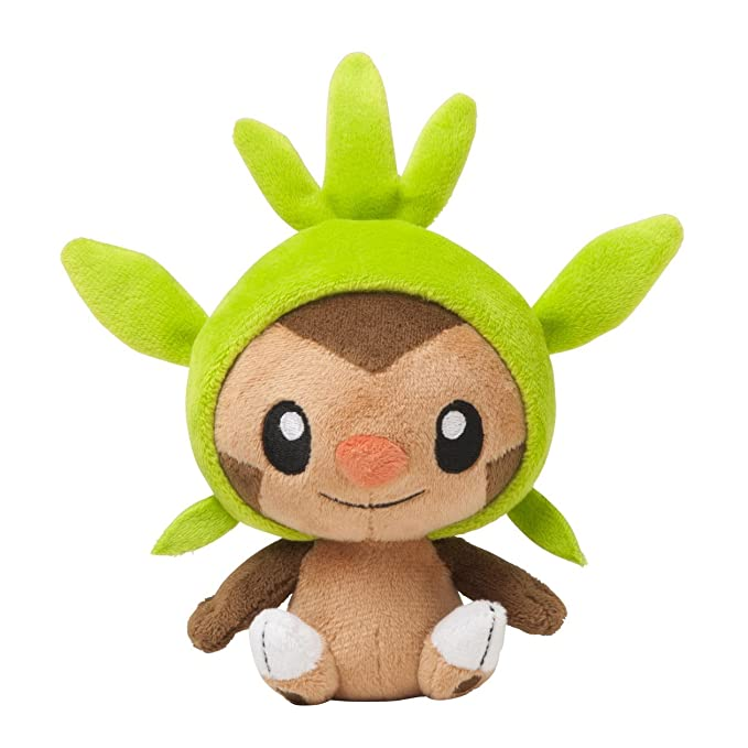 Pokemon Center Original Chespin Doll