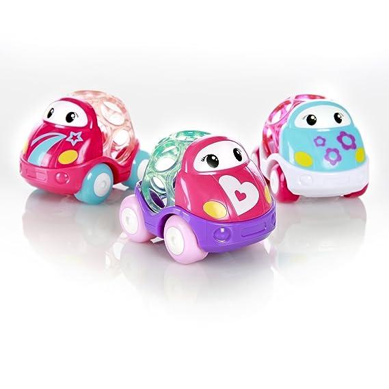 Oball - Vehículos GoGrippers, Color Rosa (KidsII 10784): Amazon.es: Juguetes y juegos