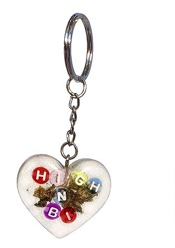 Hemp Keychain