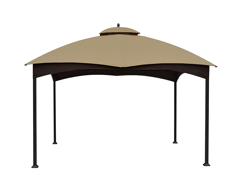 Amazon.com  APEX GARDEN Replacement Canopy Top for the Loweu0027s 10u0027 x 12u0027 Gazebo Model #GF-12S004BTO / GF-12S004B-1  Garden u0026 Outdoor  sc 1 st  Amazon.com & Amazon.com : APEX GARDEN Replacement Canopy Top for the Loweu0027s 10 ...
