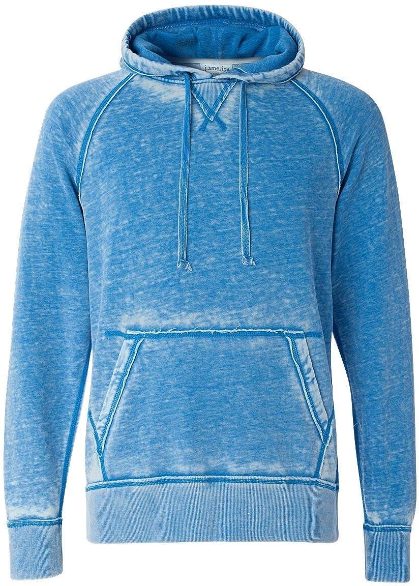 Adult Vintage Zen Fleece Pullover Hood ROYAL 3XL