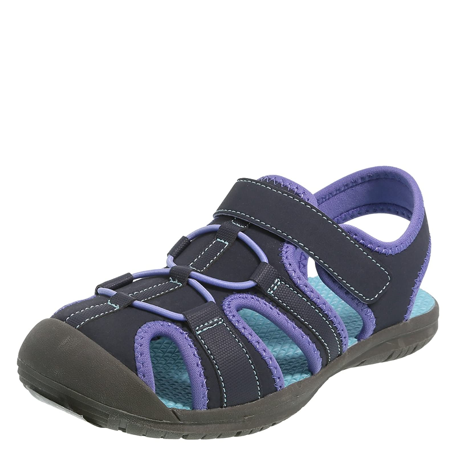 Rugged Outback Girls' Marina Bumptoe Sandal 7 M US - 4