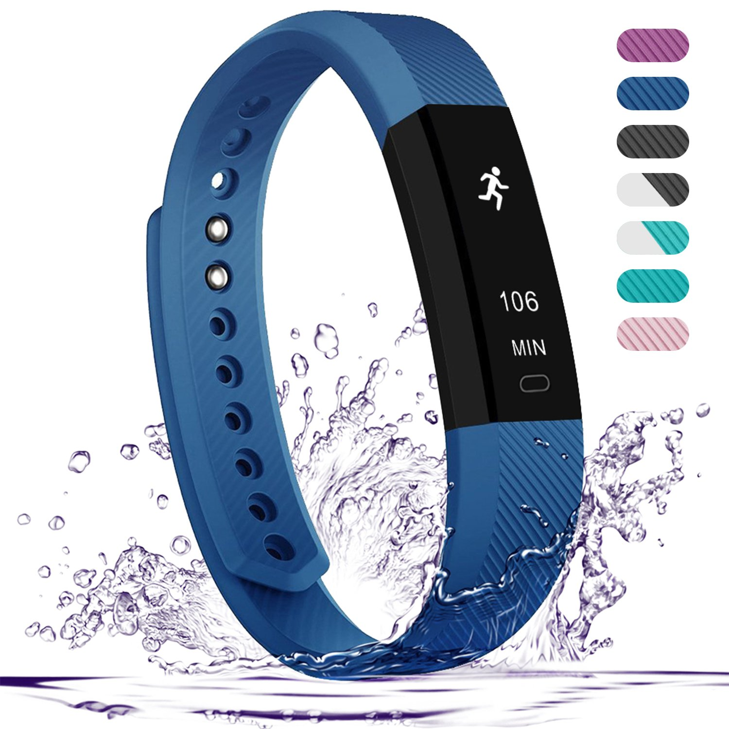 Fitness Tracker, Teslasz Bluetooth 4.0 Sleep Monitor