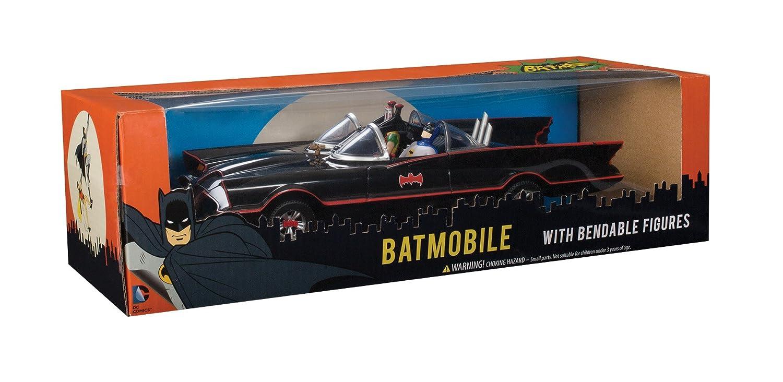 NJ Croce Batman Classic TV Riddler Bendable Figure