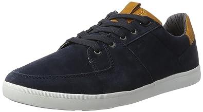 Boxfresh Herren Cladd Sh SDE/Lea Nvy/Sdnbrn Sneaker