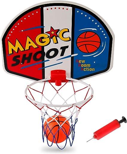 Amazon.com: Liberty Imports Magic Shot - Juego de mini aros ...