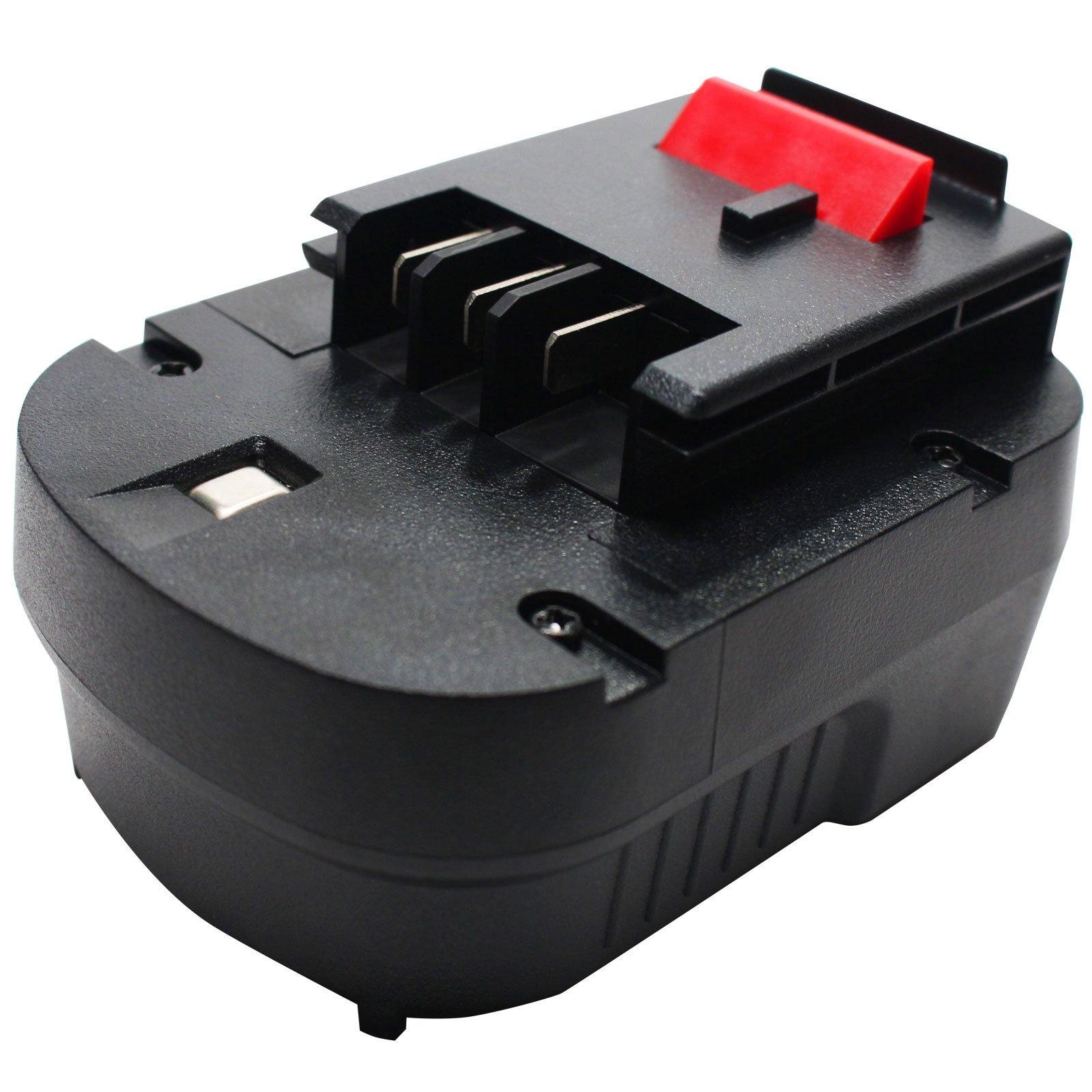 Firestorm FSD122 Battery Replacement - For Firestorm 12V FS120B Power Tool Battery (1300mAh, NICD)