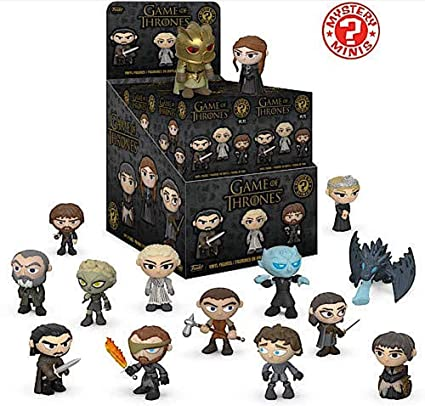 Mystery Minis série 4 Mini Cersei Lannister Game of Thrones Funko