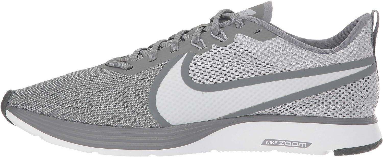 Nike Zoom Strike 2 Running Shoe Wolf