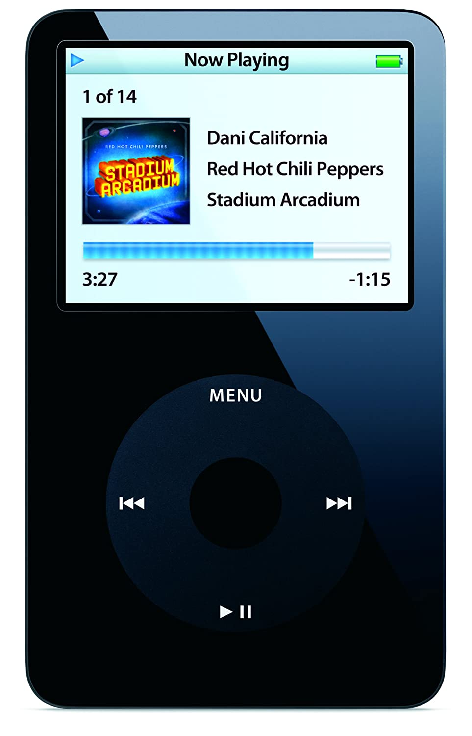 Amazon.com: Apple 80 GB iPod AAC/MP3 Video Player 5.5 Generation (Black)  (Discontinued by Manufacturer): Home Audio & Theater