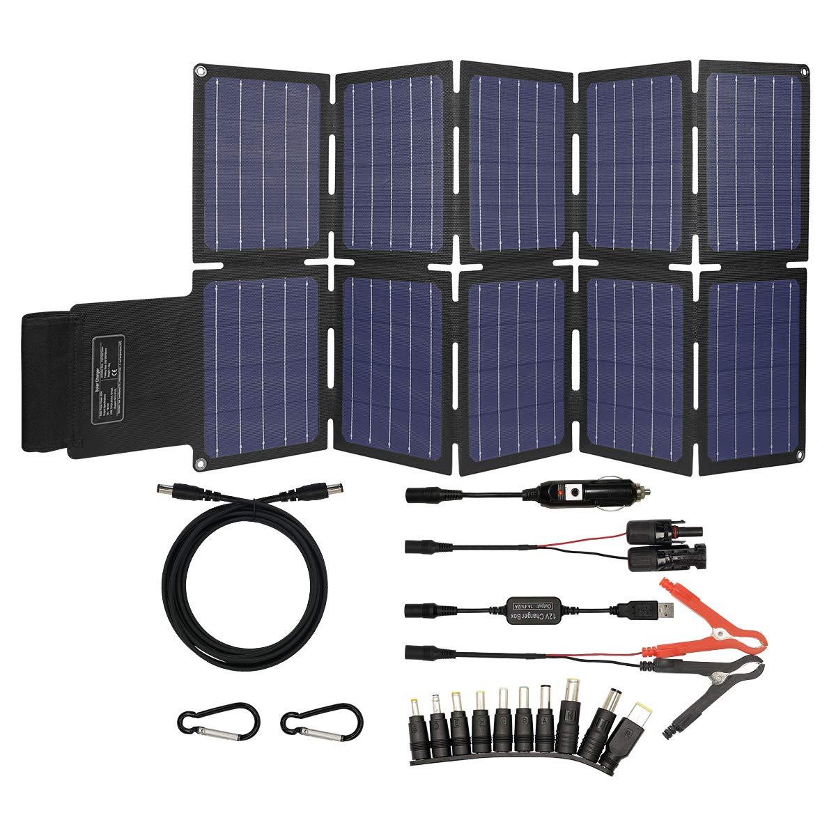 TP Solar Foldable Solar Panel 28W and 60W Movable Charger