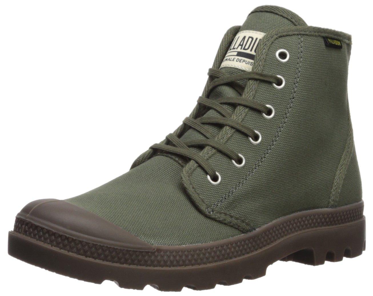 Palladium Pampa Hi Orginale Ankle Boot B074B46MH9 14 M US|Green-326
