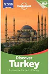 Lonely Planet Discover Turkey (Travel Guide) Paperback