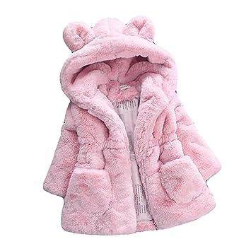 32b7e767bbeec 子供服 女の子 可愛い 動物型の耳 厚手 兎の耳 ベビー服 ベビー キッズ コート