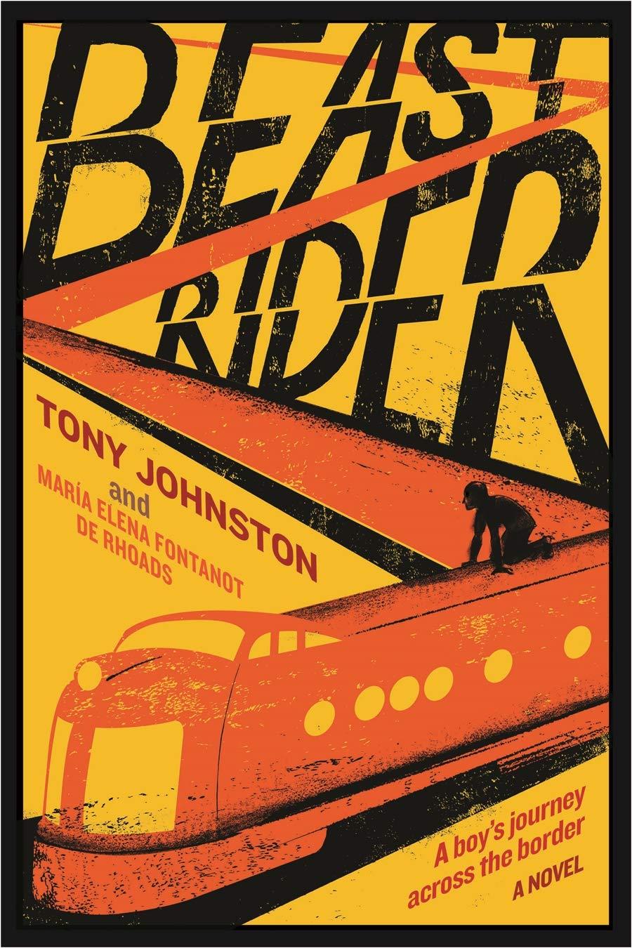 Amazon.com: Beast Rider (9781419733635): Johnston, Tony, de Rhoads, María  Elena Fontanot: Books