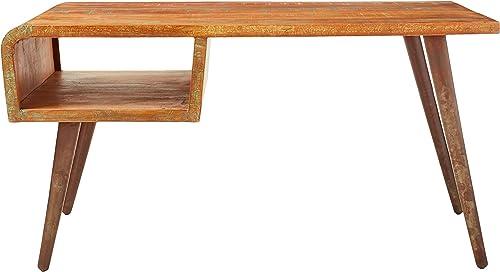 Stein World Furniture Orbit Wood Desk, Natural Printed