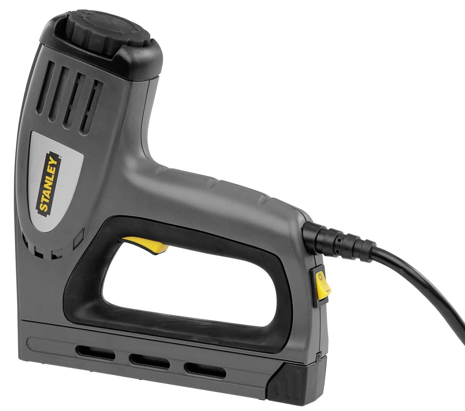 Stanley Hand Tools TRE550Z Electric Staple & Nail Gun