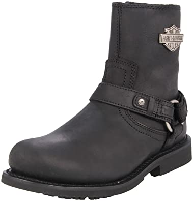 Amazon.com | Harley-Davidson Men's Scout Boot | Motorcycle & Combat