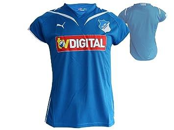 PUMA 737246 01 - Camiseta de equipación de fútbol (TSG 1899 Hoffenheim): Amazon.es: Deportes y aire libre