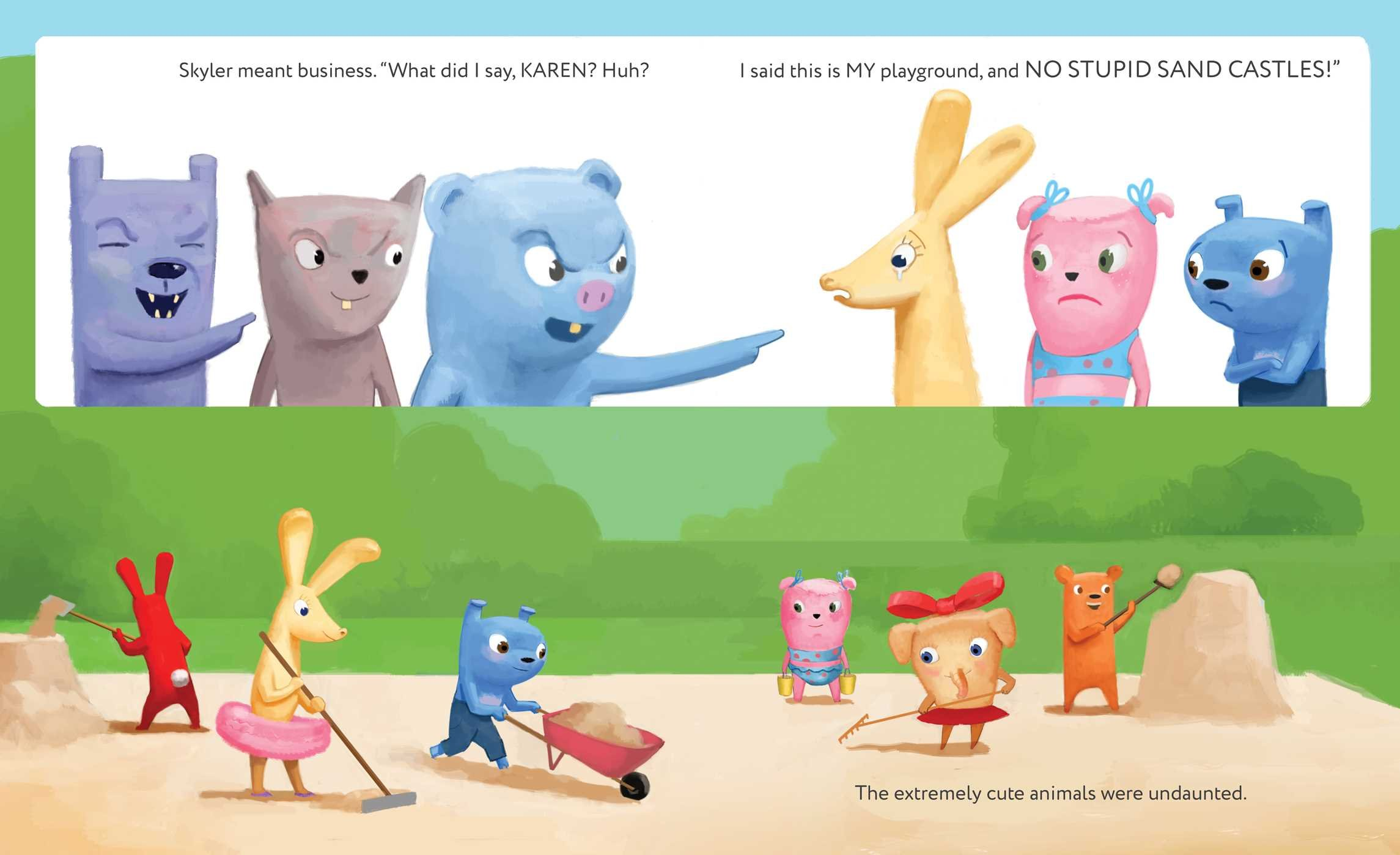 Extremely cute animals operating heavy machinery david gordon extremely cute animals operating heavy machinery david gordon 9781416924418 amazon books fandeluxe Image collections