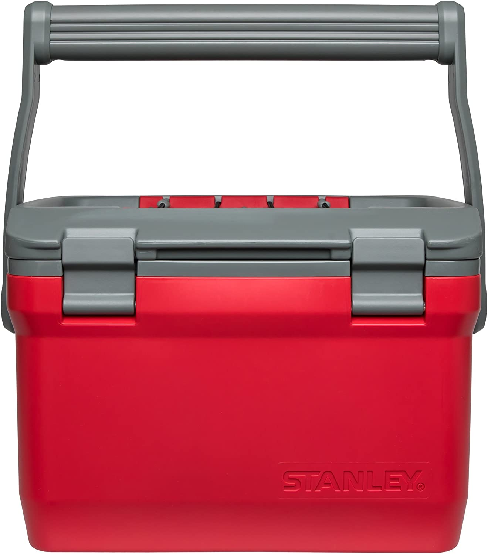 Flannel Red 7Qt Stanley Adventure Cooler