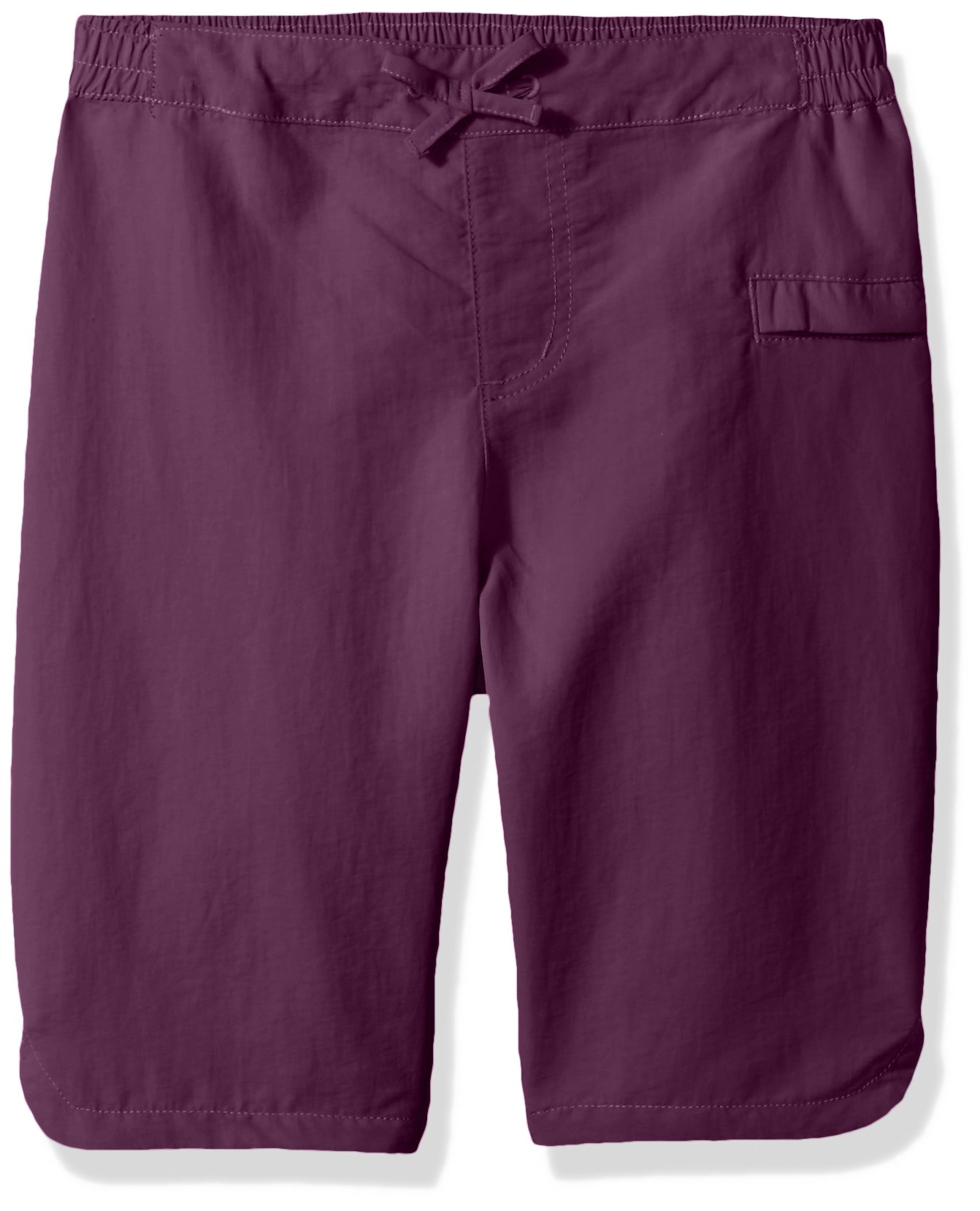 White Sierra Girl's Sierra Stream Short, Shadow Purple, Medium
