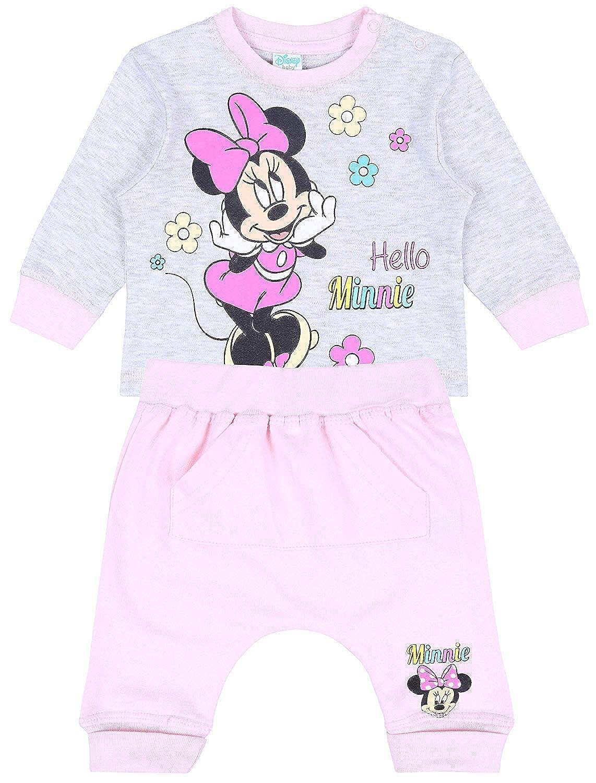 Minnie Mouse bebé-niñas Chándal: Amazon.es: Ropa y accesorios