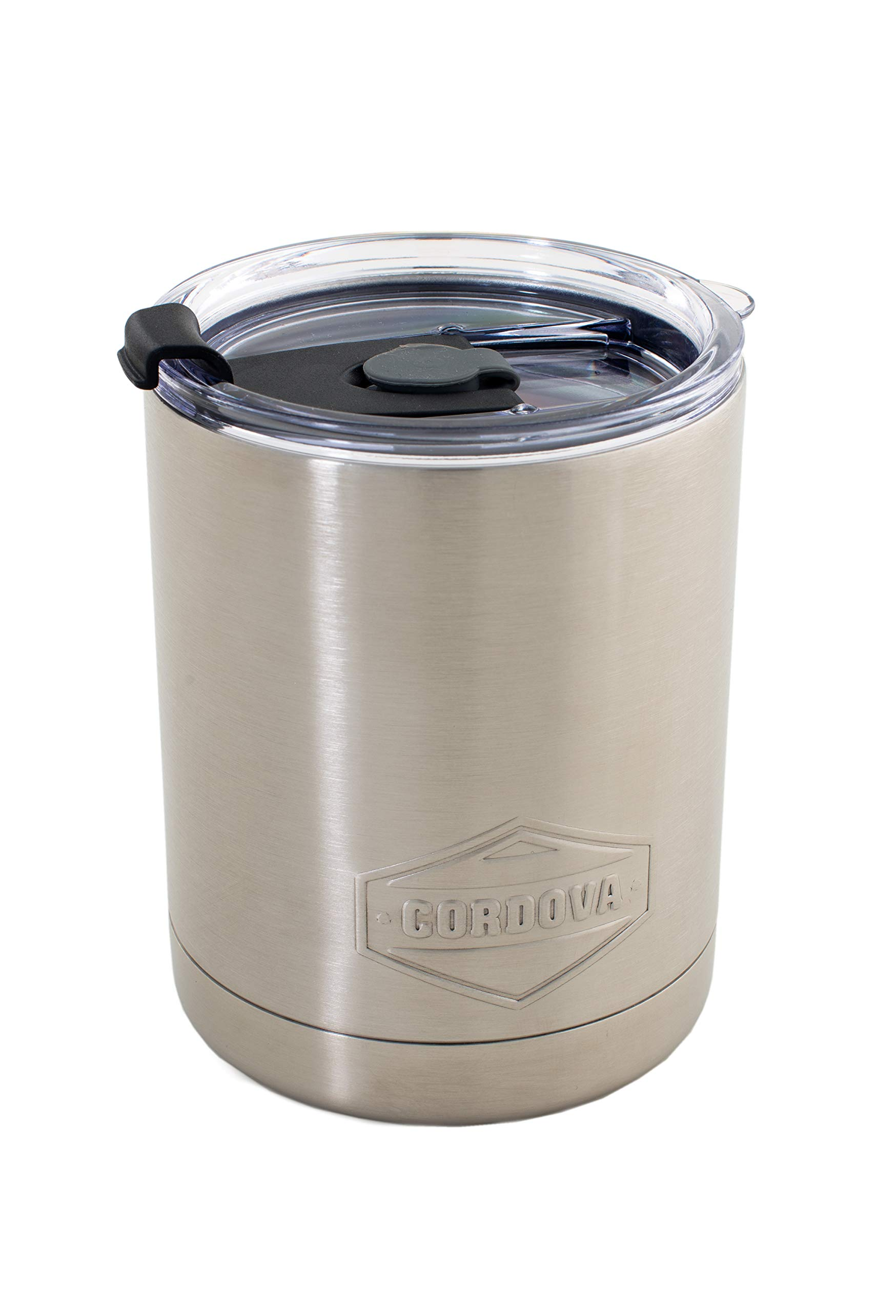 Cordova Coolers Stainless Steel Tumbler, 10 oz