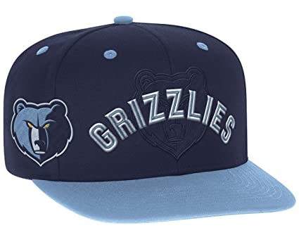 b3e7fef27cf Image Unavailable. Image not available for. Color  Memphis Grizzlies Adidas  2016 NBA Draft Day Authentic Snap Back Hat