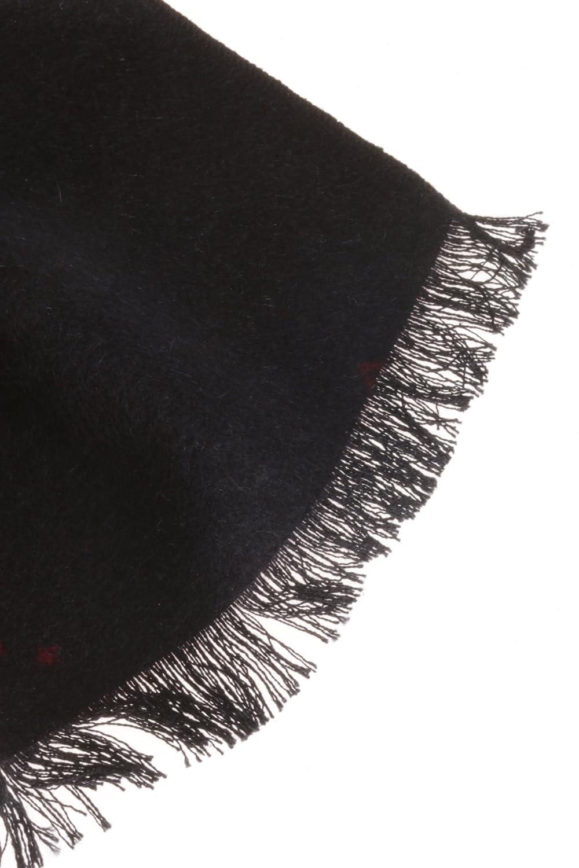 100% Pure Silk Men's Classic Tartan Design Long Scarf