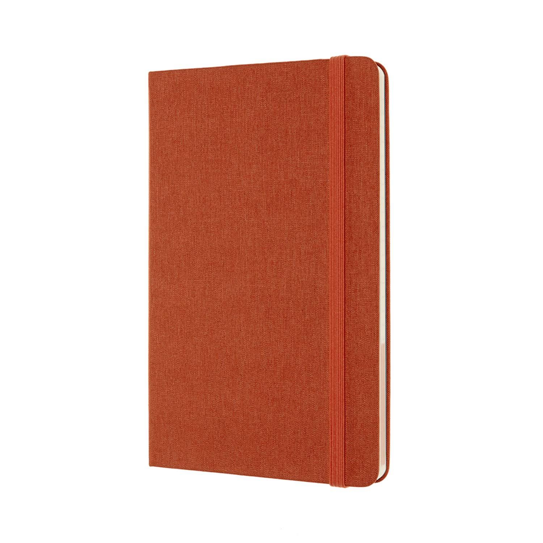 7 x 4.5 Moleskine Voyageur Travellers Notebook Hibiscus Red