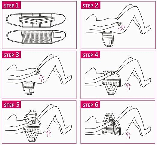 Feoya - 3 in 1 Corsetto Shapewear Cintura Elastica di Vita per Donna Post- parto - Colore Nudo: Amazon.it: Casa e cucina