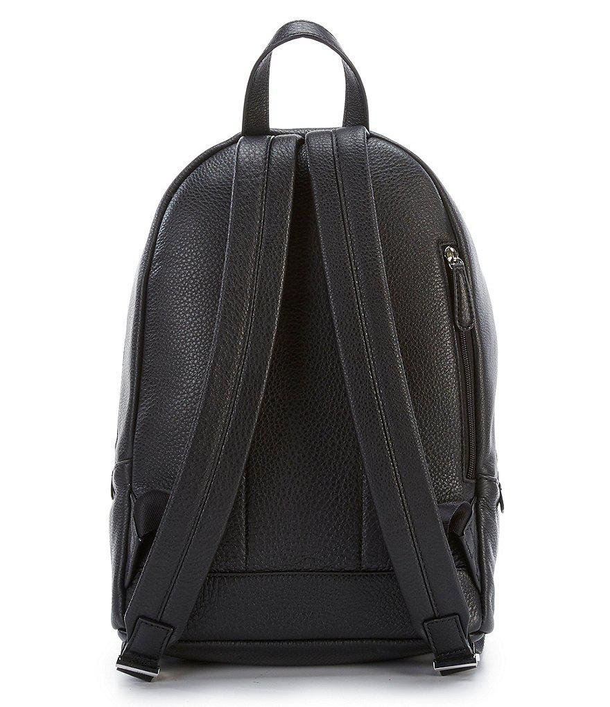 5ca8b5dccb1 Amazon.com  MICHAEL Michael Kors Women s Wythe Large Backpack, Black, One  Size
