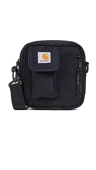 e9ba0096c62a Amazon.com | Carhartt WIP Men's Small Essentials Bag, Black, One ...