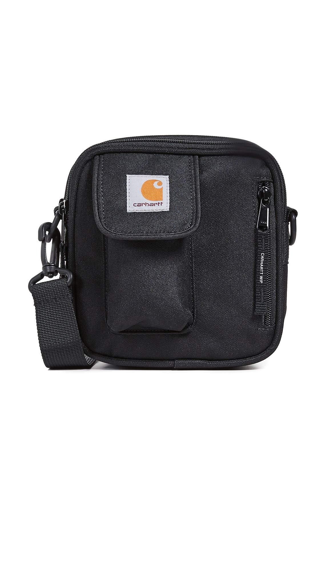 Carhartt WIP Men's Small Essentials Bag, Black, One Size