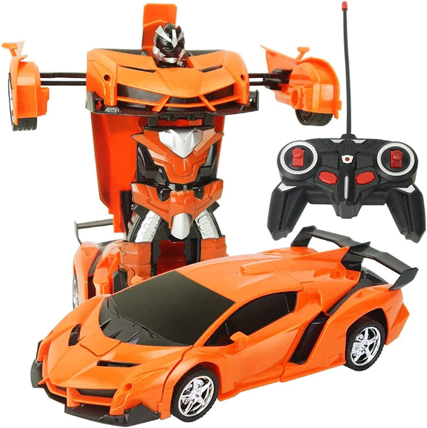 Deformation Robot Toy 4 in 1 Deformation Robot Toys for BoysSuper Robot for 3 4 5 6 Years Old Kids Gift fo Boy Toy Gift Boys/& Girls STEM Robot Educational Learning Toy