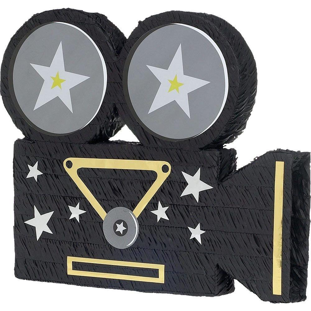 Movie Camera Pinata (Each) - Party Supplies
