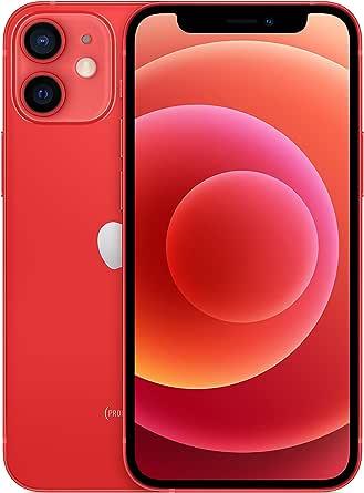 Nyhet Apple iPhone 12 mini (64GB) - (PRODUCT) RED