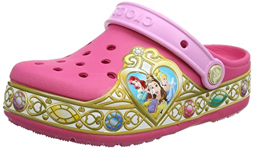 Clog Crocband K Zoccoli Bambina Lights Princess Crocs Disney ZOwqdII