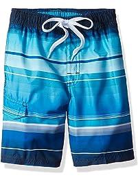 f96fec25ff Boys MaaMgic Kid Toddler Little Boys Swim Trunks Quick Dry with Drawstring  BoySwimTrunk